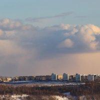 А за рекою облака :: Татьяна Ломтева
