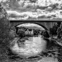 bridge/мост :: Dmitry Ozersky