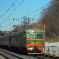 ЭР2 - 1327 :: Сергей Уткин
