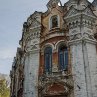 Дома старого Бийска :: Sergey Miroshnichenko