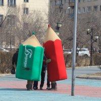Огрызки бюрократа... :: Ирина Атаманская