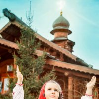 Молитва :: Ярослава Громова