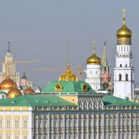Кремль :: Ирина Бирюкова