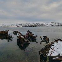 Остатки рыболовного флота :: Galina