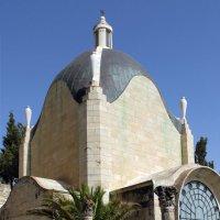 Иерусалим. Антонио Барлуцци.  Dominus Flevit. :: Надя Кушнир