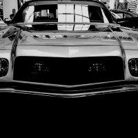 Chevrolet Camaro. 1976 :: Tanja Gerster