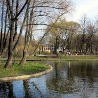 Вокруг Юсуповского дворца в Питере :: Наталья