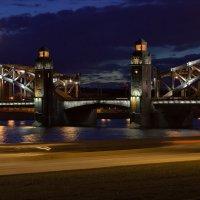 Мост Петра великого :: Алексей Корнеев