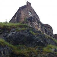 У подножия Эдинбургского замка :: Марина Домосилецкая