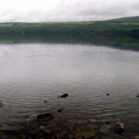Мирное туманное озеро Лох-Несс. И ничего страшного... :: Марина Домосилецкая
