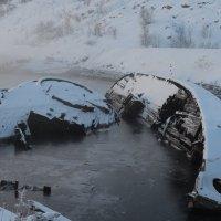 Остатки рыбацких душ -2 :: Олег Гулли
