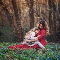 Счастье быть мамой.. :: Татьяна Шаламанова