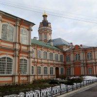 Феодоровская церковь. :: Валентина Жукова