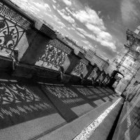 Андреевский мост, полдень :: Татьяна [Sumtime]