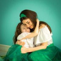 Сестры в зеленом :: Ирина Вайнбранд