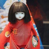 авторский образ-кукла из Японии :: Олег Лукьянов