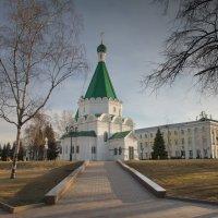 Храм в честь Архангела Михаила. НН.1 :: Андрей Ванин