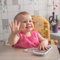 Мне не годик, мне пять! :: Сергей Комаров