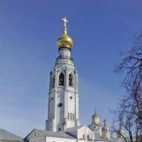Вологда,  Колокольня Софийского собора :: Вячеслав