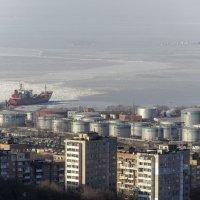Владивосток. Первая речка. :: Евгений Поляков