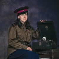 Солдатка :: Валентина Ткачёва