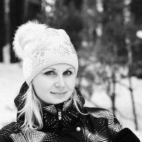 Портрет на природе :: Sergey Miroshnichenko