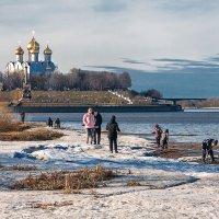 На другом берегу :: Владимир Голиков