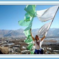 Тибет – страна снегов, колыбель человечества :: Tata Wolf