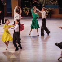 Танцы. Младшие :: Марк
