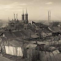 Владивосток - городская эклектика :: Евгений Поляков