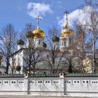 Сретенский ставропигиальный мужской монастырь :: Анатолий Колосов