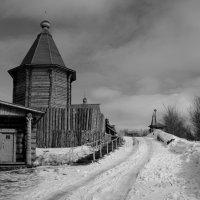 Подворье Трифонов - Печенгского монастыря в г. Мурманск :: Олег Гулли
