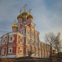 Строгановская (Рождественская) церковь. НН.3 :: Андрей Ванин