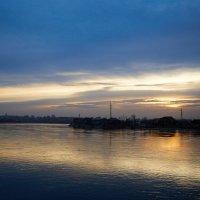 река Ангара в Иркутске :: MarinaZi .