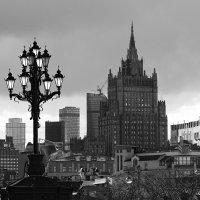 Московские виды. :: Николай Кондаков