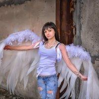 Ангел мечты :: людмила