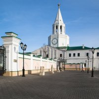 Казанский кремль :: Sergey Apinis