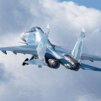 Су-30СМ Липецкого авиацентра им. В.П. Чкалова :: Павел Myth Буканов