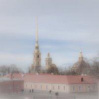 Пастель :: Валерий Смирнов