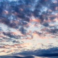 Панорама апрельского неба :: Анатолий Клепешнёв