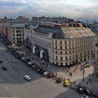 Новая и Старая площади, Москва :: Владимир Брагилевский