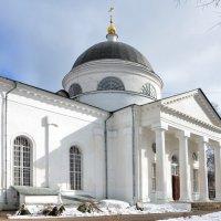 Храм Иоанна Предтечи. :: Oleg4618 Шутченко