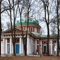 Церковь Иконы Божией Матери. :: Oleg4618 Шутченко