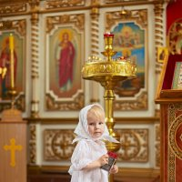 Таинство Крещения :: Юлия Куракина