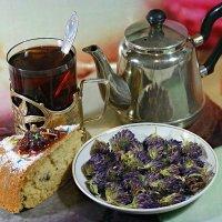 Чтобы не было склероза чай из клевера мы пьём! :: Андрей Заломленков