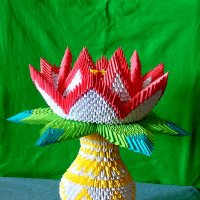 Модульное оригами :: Валентин Когун