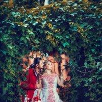 Свадьба в русском стиле :: Александра Семочкина