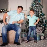 Папа и сын :: Ирина Летунова