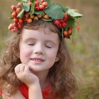 Мечтательная Валерия :: Анастасия Исайкина