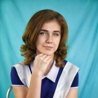 Школьница :: Kristina Ipatova